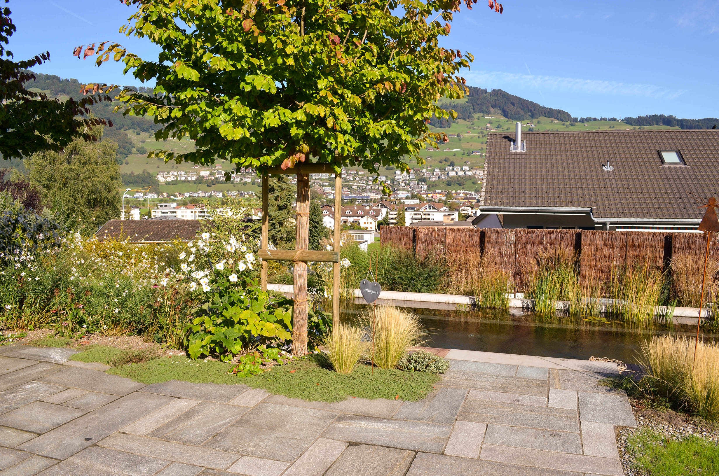 Gartenoase in Buochs 3