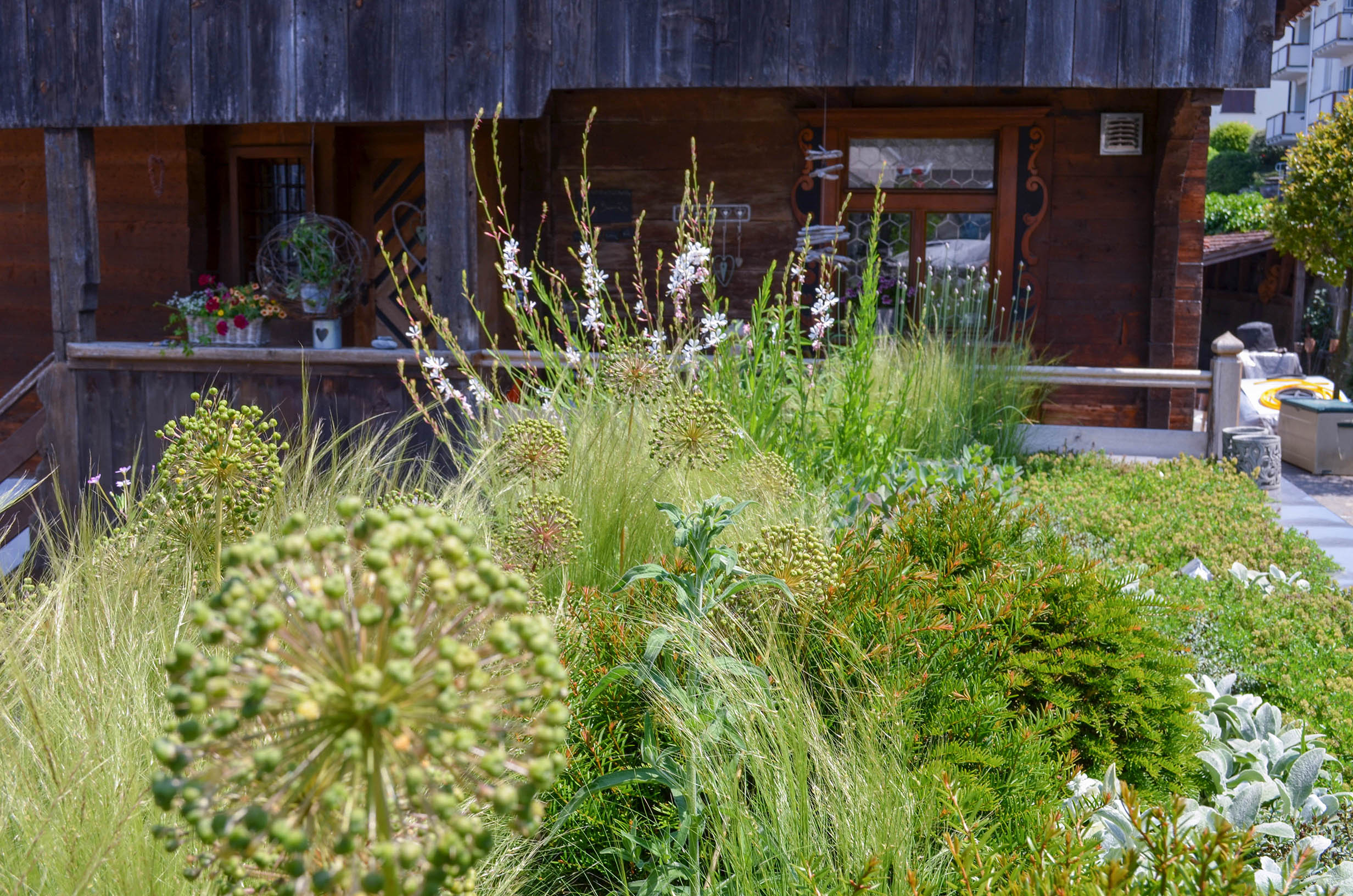Gartenoase in Buochs 9