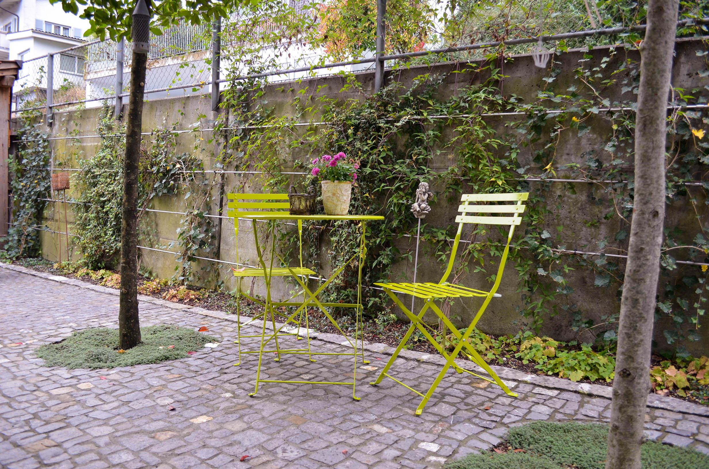 Gartenoase in Buochs 10