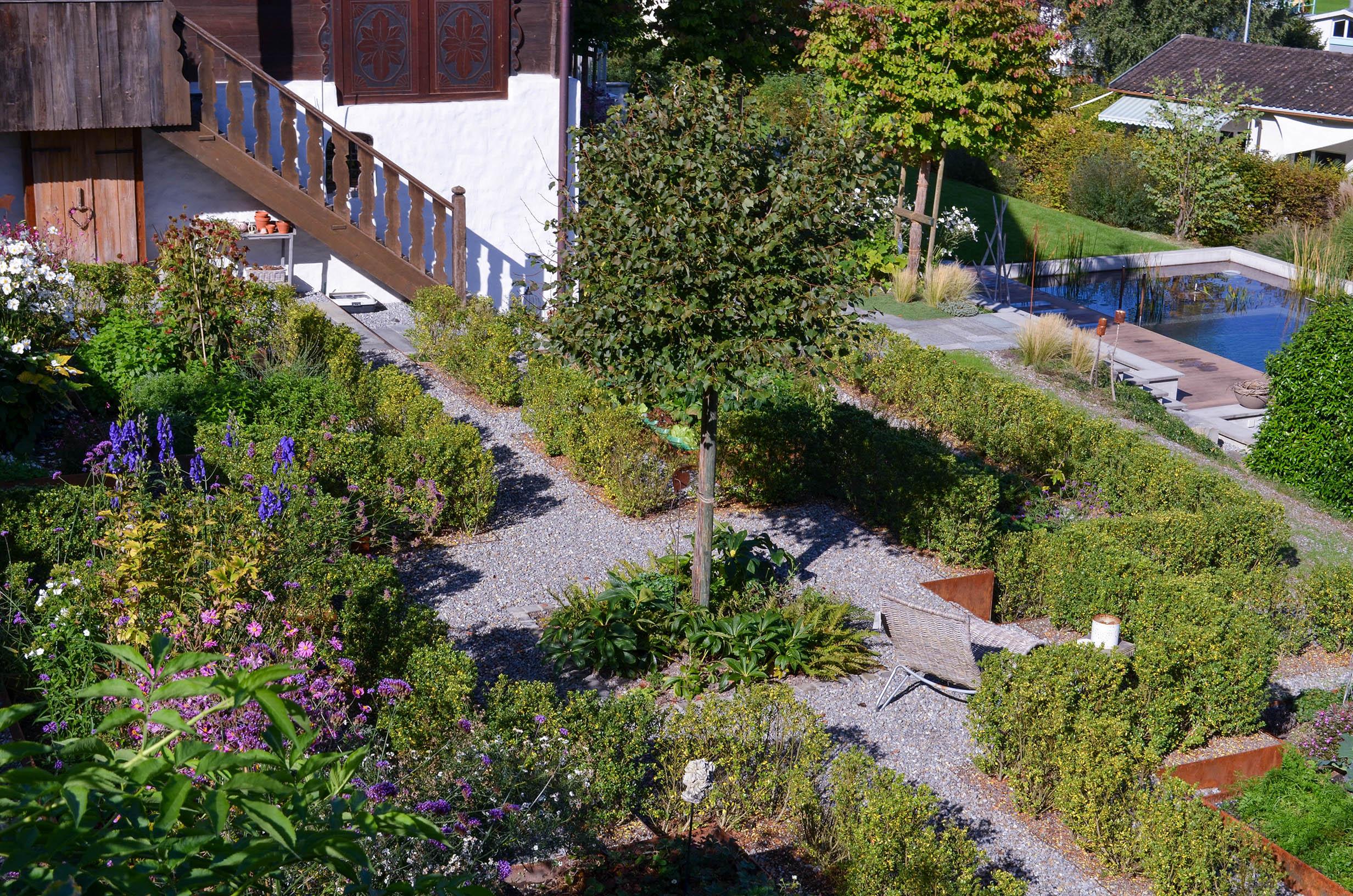 Gartenoase in Buochs 12