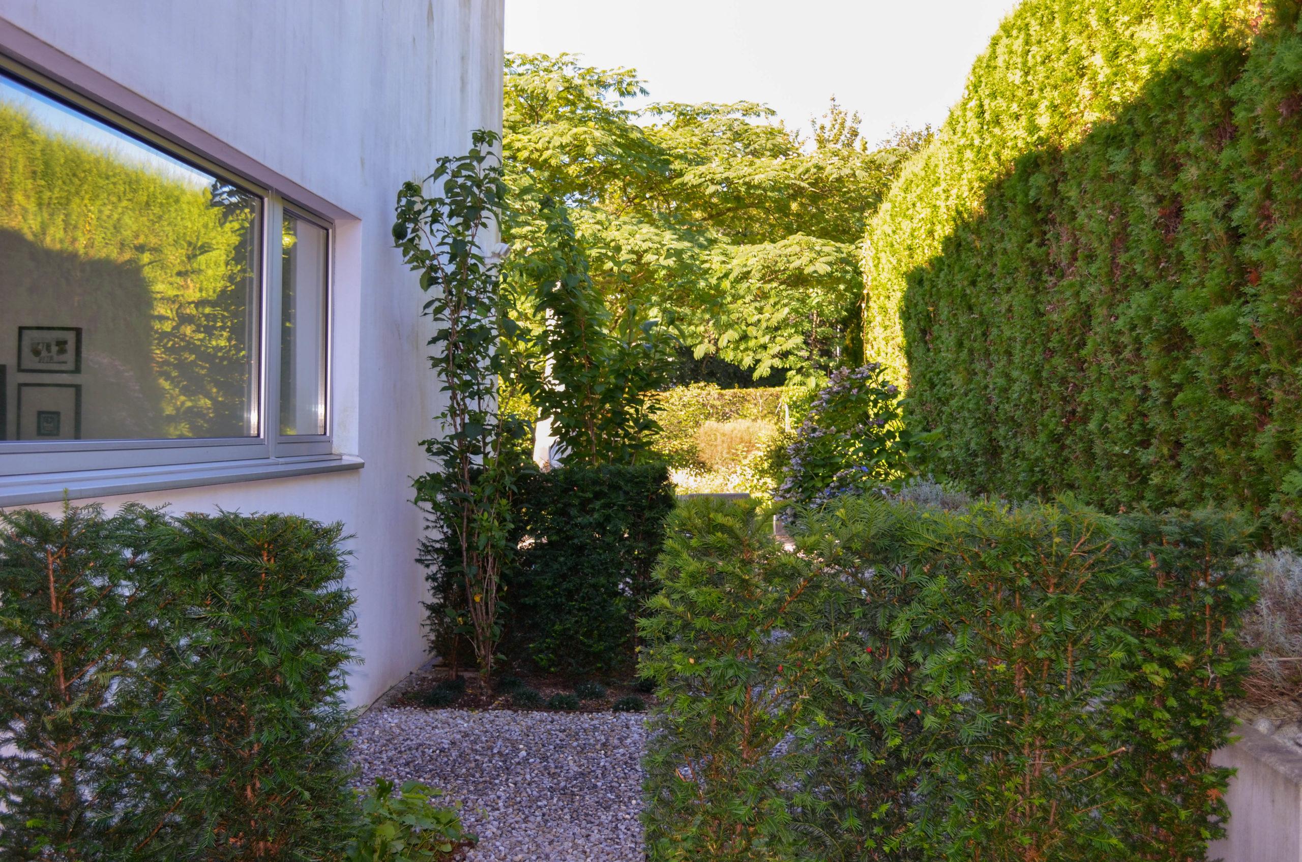 Familiengarten am Bach